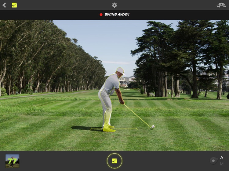 Zepp Golf for iPad screenshot-4