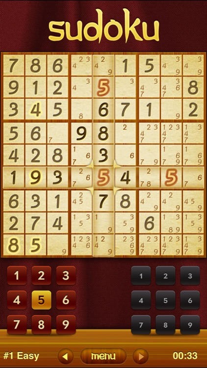 Sudoku Free! screenshot-0