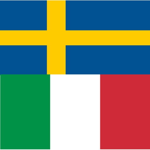 Swedish - Italian - Swedish dictionary