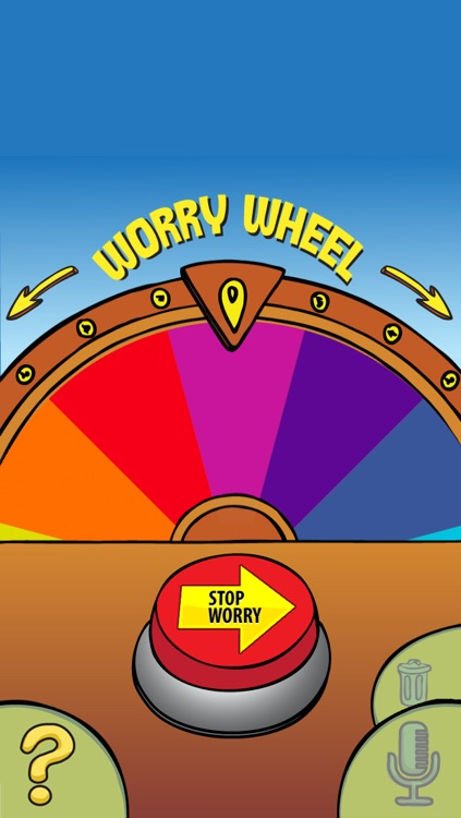 WorryWheel screenshot-1