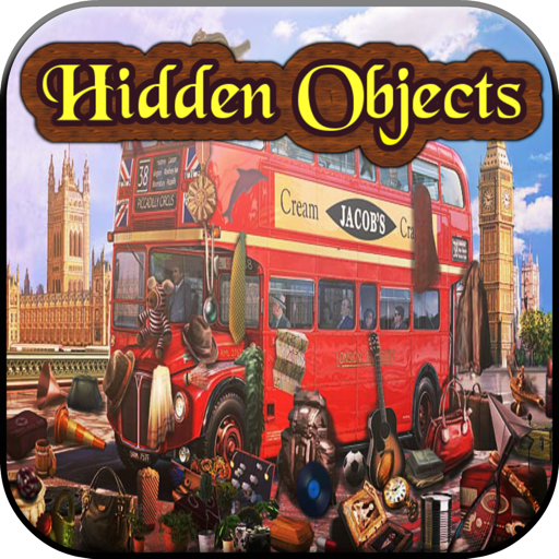 Hidden Objects - Travel LONDON - Farm - Detective