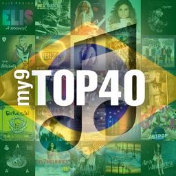 my9 Top 40 : BR paradas musicais