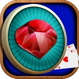 Lucky Diamond's Headsup Poker! – Play Texas Hold'em Casino Full House Tournaments