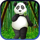 Fat Hungry Panda Bounce Master icon