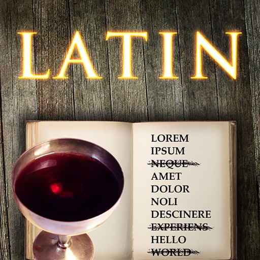 Latin Word Search