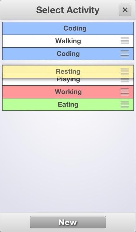Work Logger screenshot-4