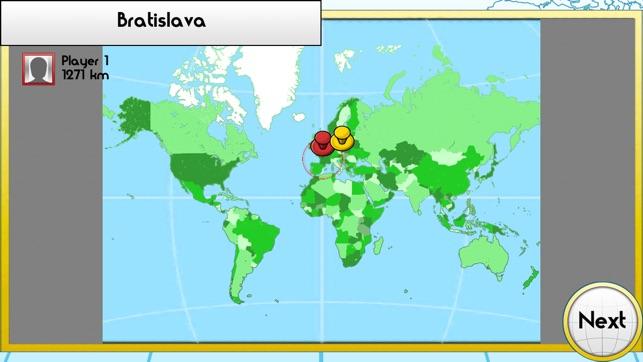 Map Iq Geo Free Quiz Trivia On The App Store