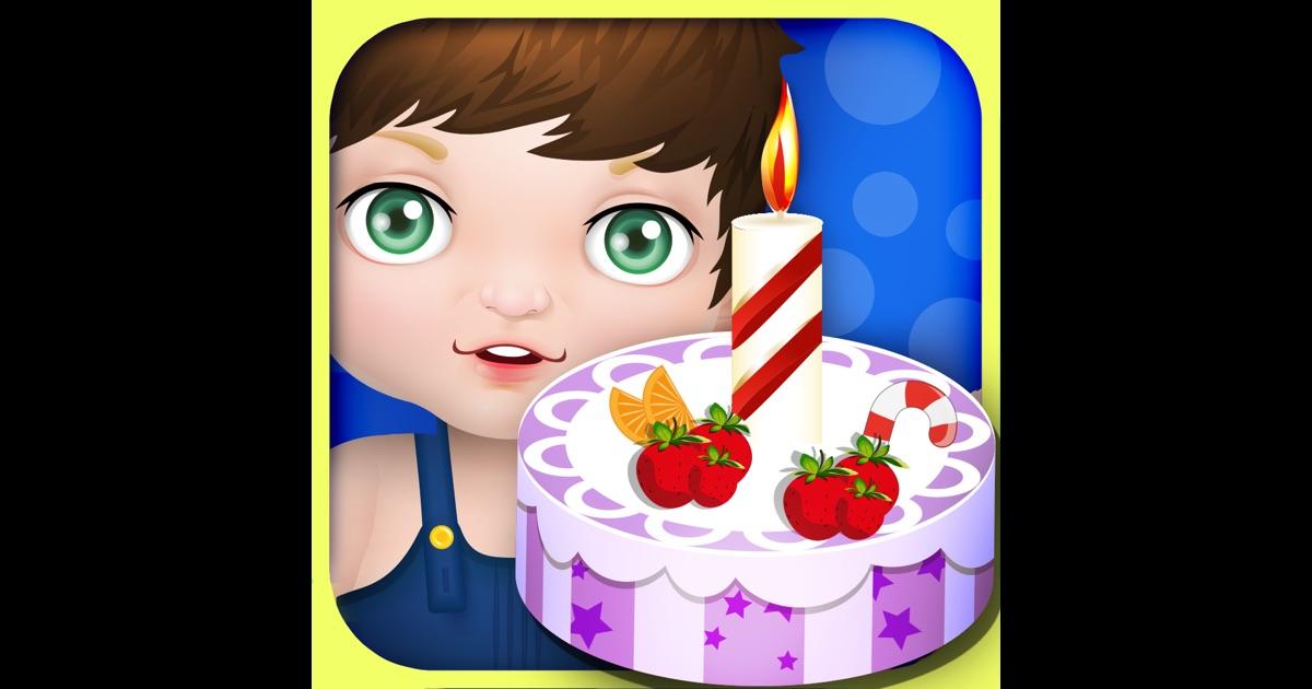 g 226 teau d anniversaire jeux de cuisine dans l app store