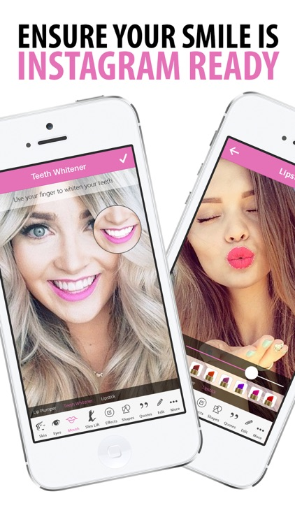Selfie Beauty Photo Editor With Makeup and Countdown Timer