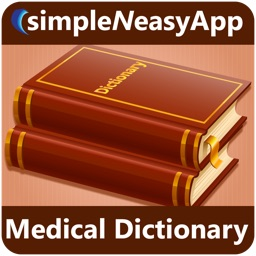 Medical Dictionary- A simpleNeasyApp by WAGmob