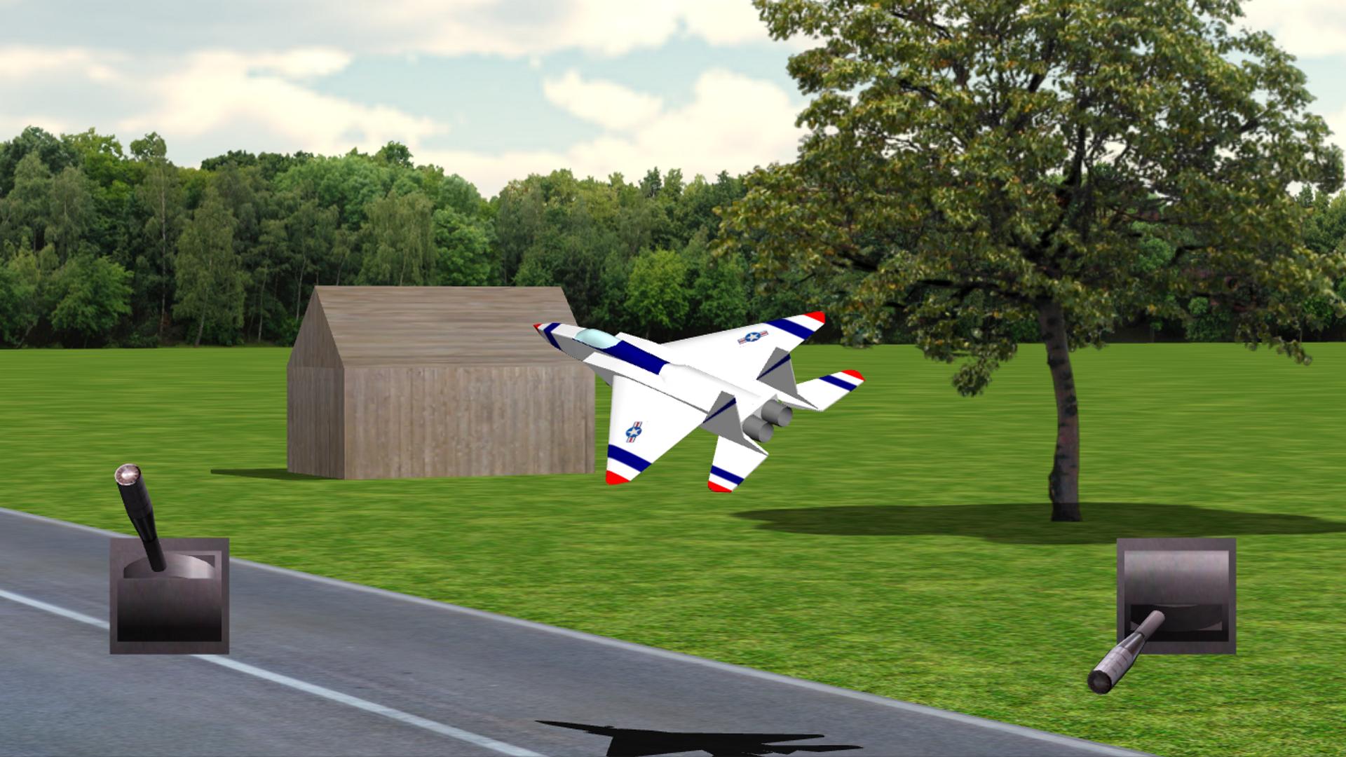 RC-AirSim - RC Model Airplane Flight Simulator screenshot 1