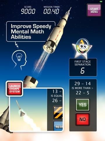 Screenshot #3 for MATH IGNITION™ Launch, LM Dock & TLI [iPad edition]