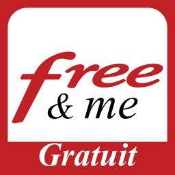 Free & Me : Suivi Conso Free Mobile Gratuit