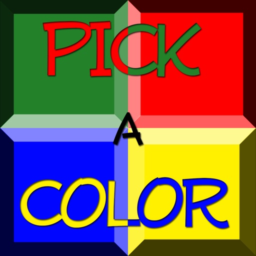 Pick a Color : Fast Tapping Extravaganza
