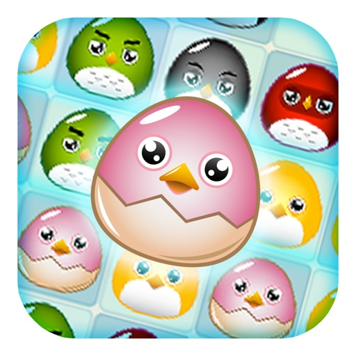 Baby Birds: Egg Farm Epic Puzzle Game - FREE Edition