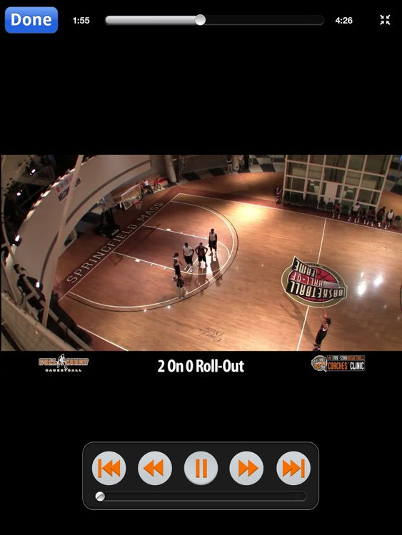 Intense Full Court Drills - With Coach Coach Tom Moore - Full Court Basketball Training Instruction - XL screenshot-3