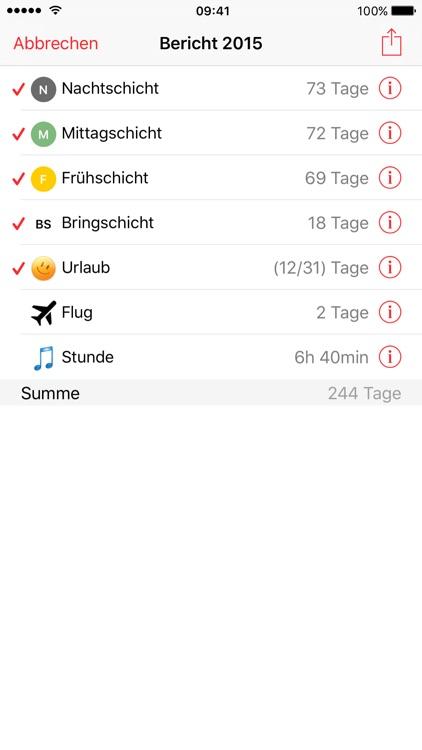 Urlaubsplan screenshot-3