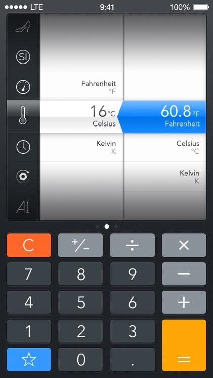 Convert ~ the unit calculator screenshot-4
