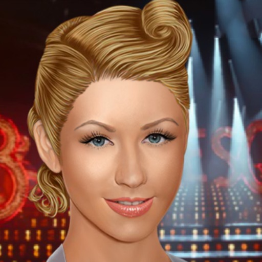 Christina Aguilera True Make Up - KaiserGames ™ play free dress up styling fashion girl games with love beauty music star