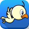 Crazy Flappy Bird - Little birdie flying adventure - iPhoneアプリ