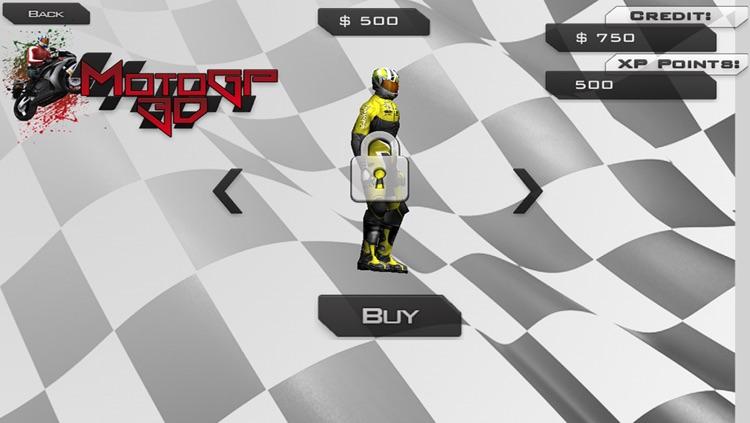 MotorGP Super Bike Racing Game