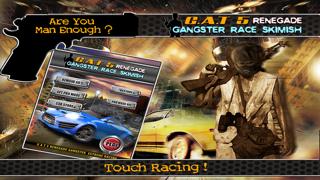 G.A.T 5 Renegade Gangster Race Skimish : Mega Hard Racing