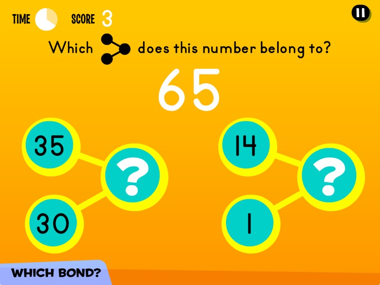 Number Bonds: Addition & Subtraction to 99 screenshot-4