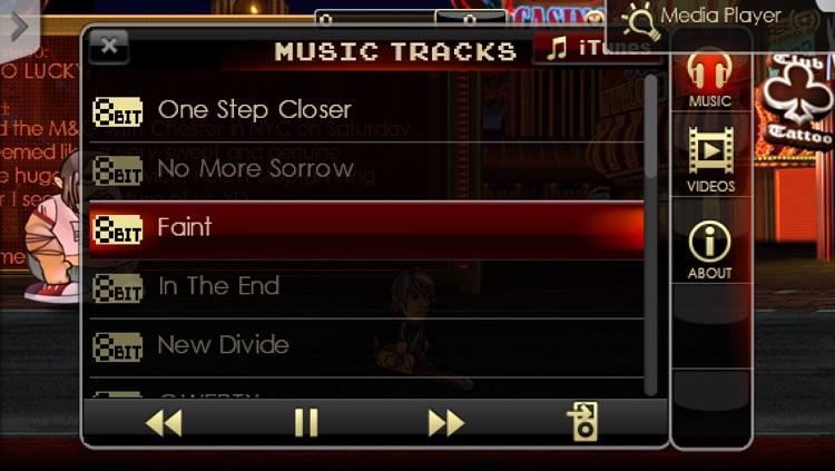 Linkin Park 8-Bit Rebellion! Lite screenshot-4