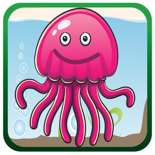 A Jumpin Jellyfish Adventure - Fun Free Under-water Games