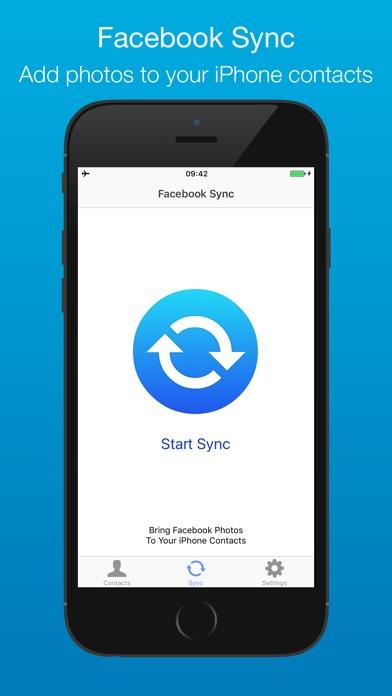 GoSync - 同期のFacebook ... screenshot1