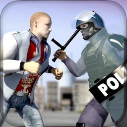HOOLIGANS HD - football hooligan fight