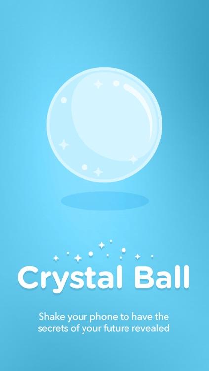 Crystal Ball App