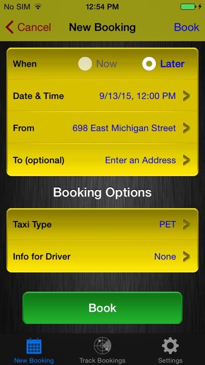 Yellow Cab Co-Operative