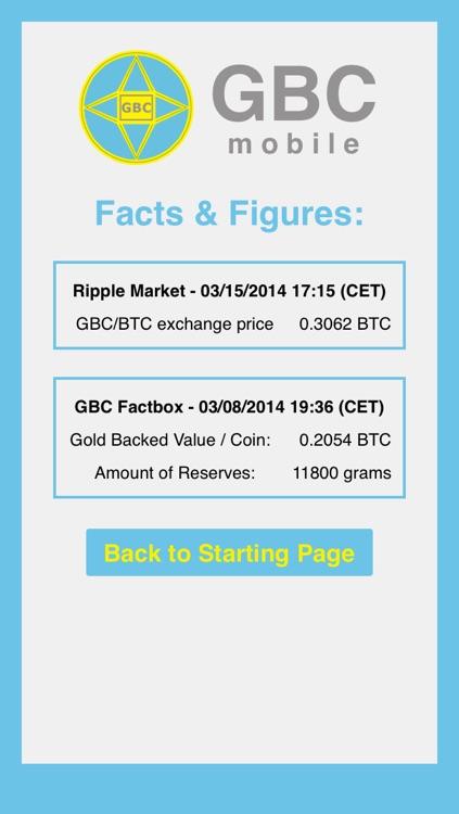 GBC – Gold Backed Coin screenshot-4