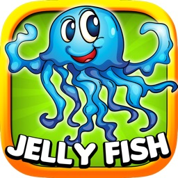 Jelly Fish - A fun game in scary water