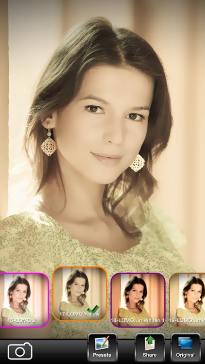 Portrait 101 in 1 Filters - enhance and retouch your photo screenshot-3