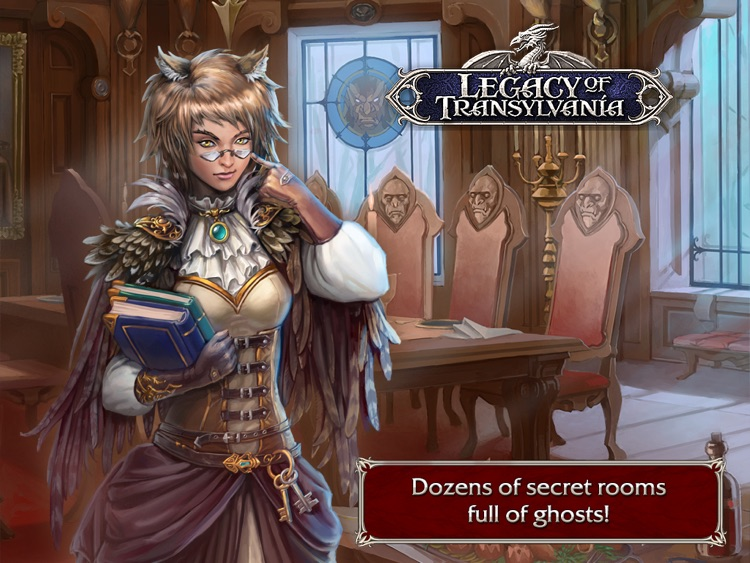 Legacy of Transylvania HD