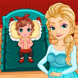 Kids Makeover Dress up and Baby Care