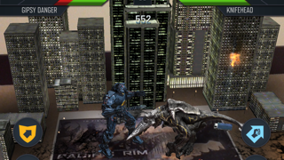 PACIFIC RIM: JAEGER VS KAIJU BATTLE Screenshot