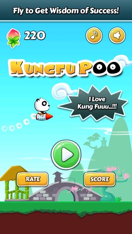 Kung Fu Poo - Tiny Flying Panda