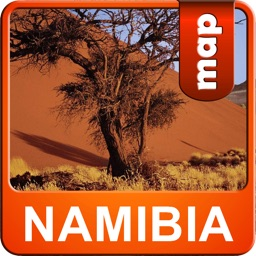 Namibia Offline Map - Smart Solutions