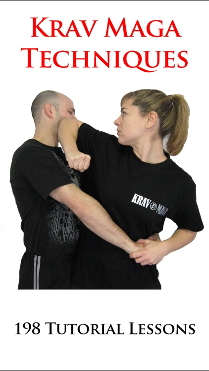 Krav Maga Techniques screenshot-0