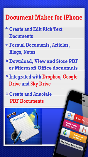 Pdf Document Maker