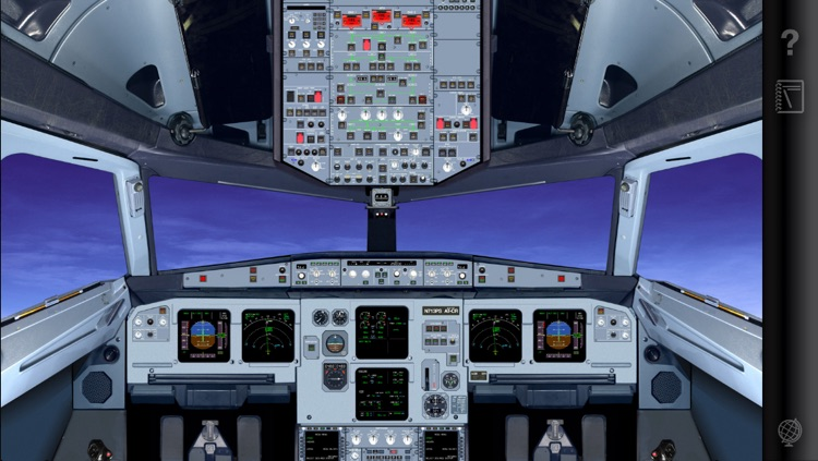 Aerosim Checkride A320 screenshot-4