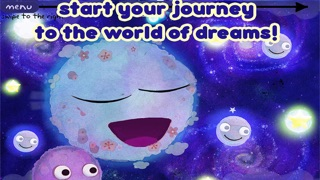 Lullaby Planet - sweet night song - bedtime music app for Baby infant and little children Screenshot 5