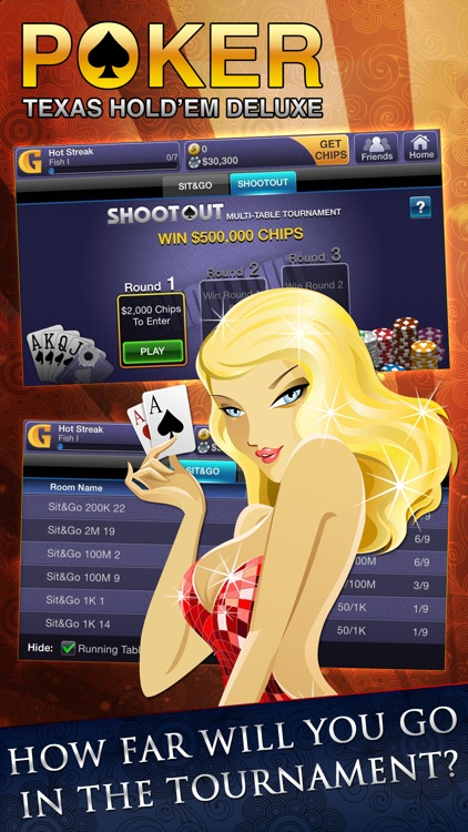 Texas HoldEm Poker Deluxe screenshot-2