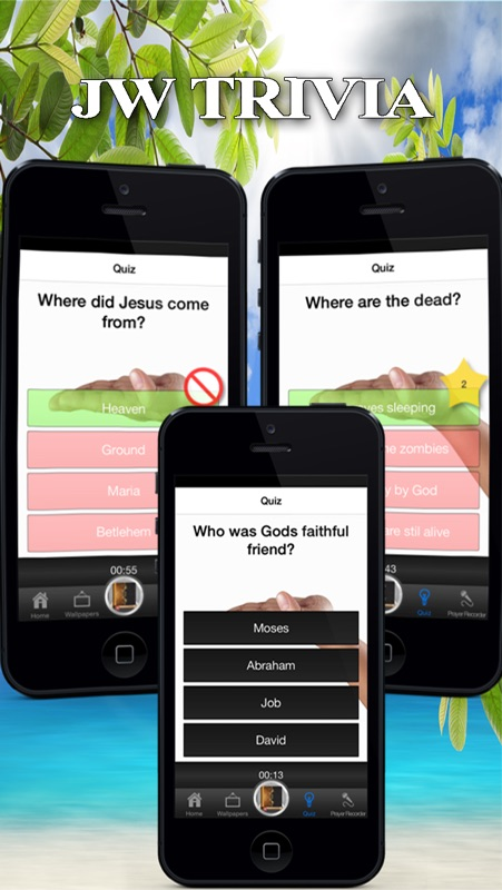 JW Quiz, Wallpapers & Notes - Online Game Hack and Cheat