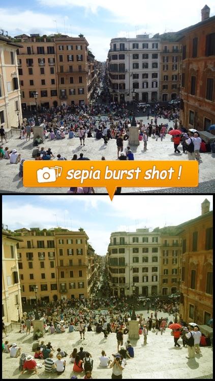 Burst Camera Pro - burstmode photo continuous focus quick fast mode kids exposure shooting