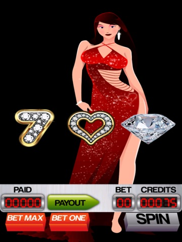 Abbey's Casino Diamonds Are A Girls Best Friend Slot Machine Free-ipad-0