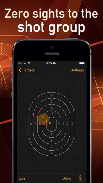 Marksman Shooting Log screenshot-3